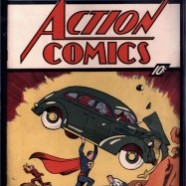 Action Comics #1 Sells for Record Breaking Amount