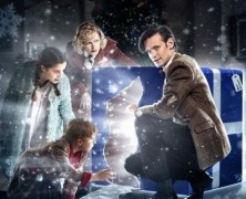 SciFiFX Podcast #38 – Doctor Who Chistmas Special Review