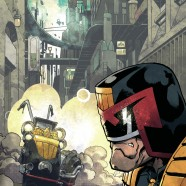 Swierczynski and Daniel to Helm JUDGE DREDD