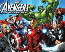 Avengers Assemble Animated Series Linked to Marvel Movieverse