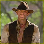 Cowboys and Aliens Was on Tonight!