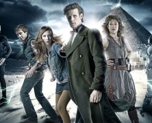 Steven Moffat talks about Doctor Who Season 6.5