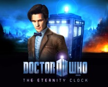 Doctor Who Eternity Clock Release Date