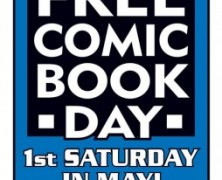 Podcast #106 – Free Comic Book Day / Star Wars Day