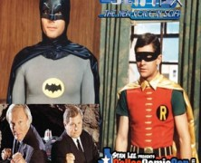SciFiFX Podcast #53 – Adam West & Burt Ward – Dallas Comic Con 2012