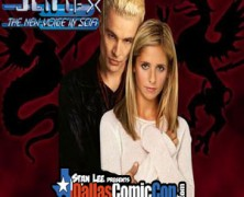 SciFiFX Podcast #54 – James Marsters – Dallas Comic Con 2012
