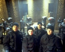 Gateworld SG-1 Season One Awards