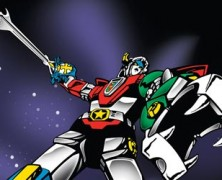 Voltron Live Action Movie Announced!